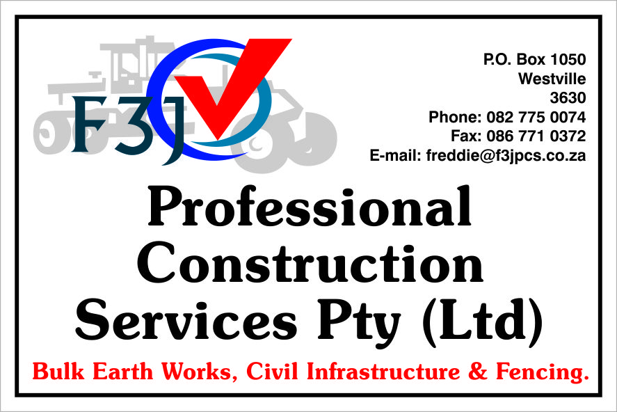 Professional Construction Signboard